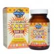 Garden of Life Vitamin Code RAW D3 5000  60caps